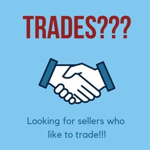 I love to trade!!! Looking for fellow traders!